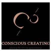 conscious-creating Logo